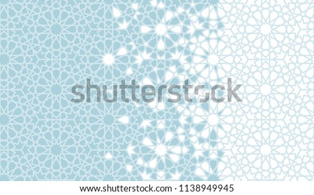 Tile repeating vector border