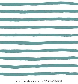 Tile vector pattern with mint green and white stripes