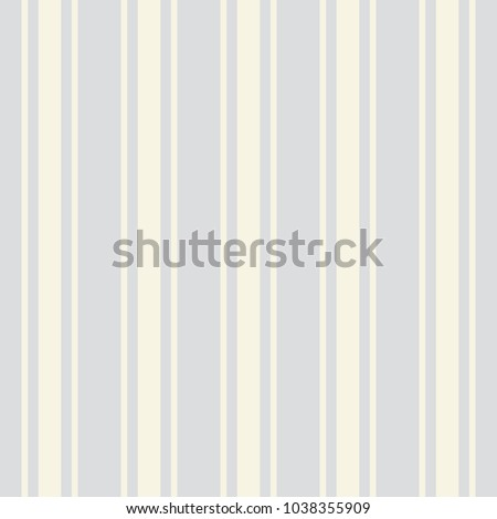 Tileable Plain Thin Light Color Pinstripe Stock Vector Royalty Free