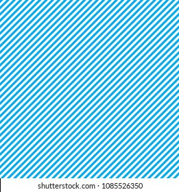 Tileable vivid cobalt color template in art simple classic style. Repetition of vibrant azure strips. Close-up top detail view with space for text