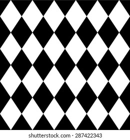 Tilted, diagonal squares, rhombus pattern. (repeat it seamlessly.)