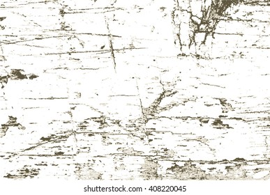 Timber wood with cracks, speck, splinter, branch knot and twigsgrunge background  texture pattern for vintage design