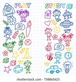 kindergarten images stock photos vectors shutterstock