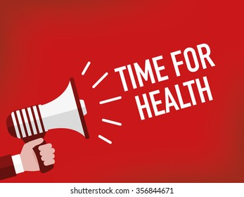 TIME FOR HEALTH