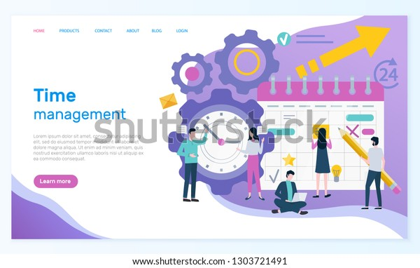 time management online web page 600w 1303721491