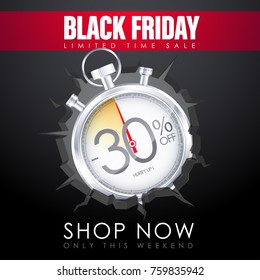 Timer Black Friday, sales and discounts