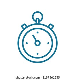 Timer outline icon