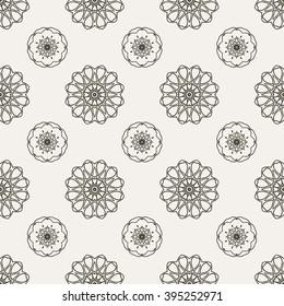 Tints of Romance Seamless pattern