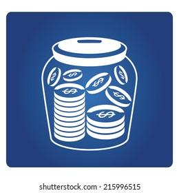 tip box, donation jar