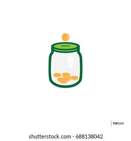 Tip Jar, Donate, Tax