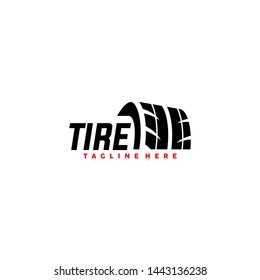 Tire Logo Images Stock Vector Template