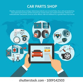 Car Spare Parts Images, Stock Photos & Vectors   Shutterstock
