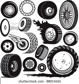 Tire & Wheel Collection