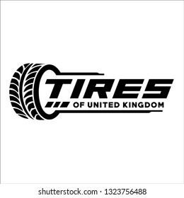 tires shop logo inspiration