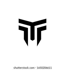 titan logo, simple ,clean but elegant