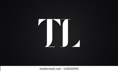 TL Letter Logo Design Template Vector