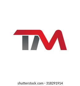 TM company group linked letter logo