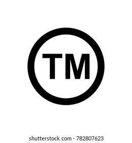 TM initial letter