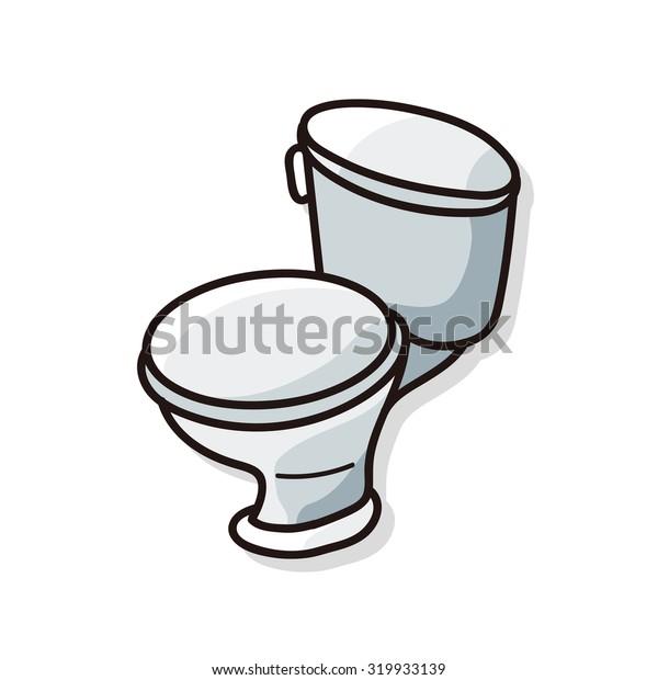 toilet doodle