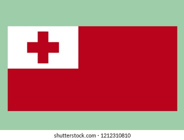 Tonga flag vector,flag of tonga,flag, country, vector flags, flag images, all flags, flags