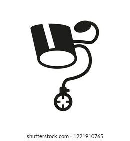 Tonometer icon. Trendy Tonometer logo concept on white background from Health and Medical collection. Suitable for use on web apps, mobile apps and print media.