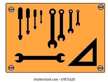 Tool Shadow Board