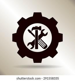 tools vector icon