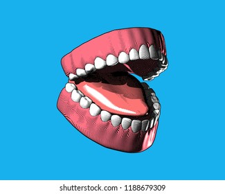 Mouth Anatomy Images, Stock Photos & Vectors   Shutterstock