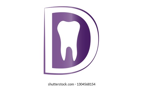 Tooth logo vector design. Dental logo, dentist logo