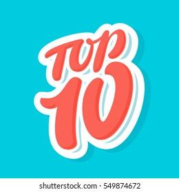 Top 10 icon.