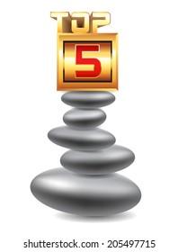 Top 5 symbol