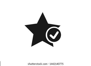Top business rating or business value icon