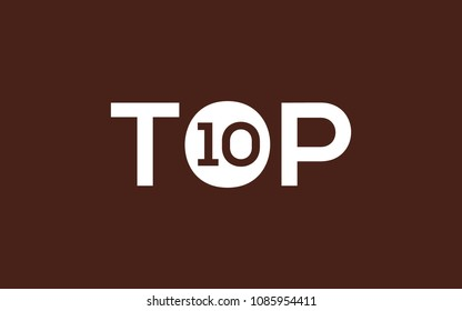 Top Ten Logo Design Template