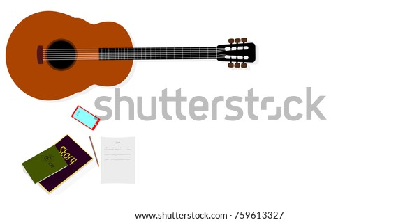 White Book Great Songs For Guitar