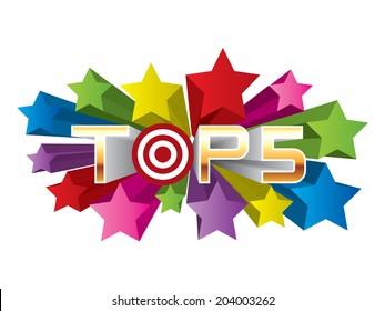Top100 symbol