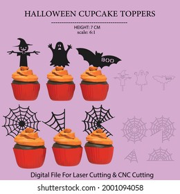 topper for laser cutting and cnc cutting.After downloading, right-click on each design and select ungroup