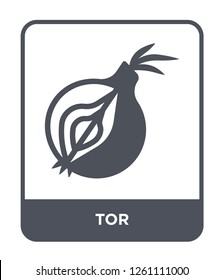 tor icon vector on white background, tor trendy filled icons from Cryptocurrency economy and finance collection, tor simple element illustration