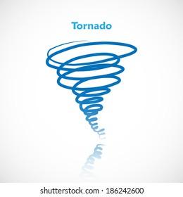 Tornado Concept Image
