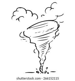 Tornado Doodle