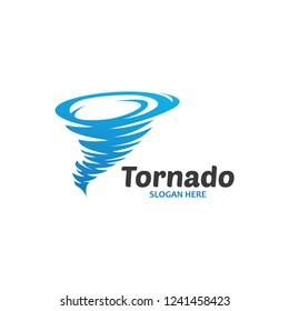 tornado logo symbol icon illustration vector company