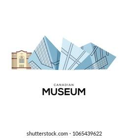 Royal Ontario Museum Toronto Stock Illustrations, Images & Vectors