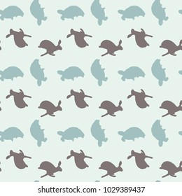 Tortoise and Hare Pattern