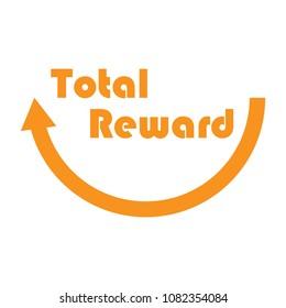 Total Reward sign for HR compensation and Benefit