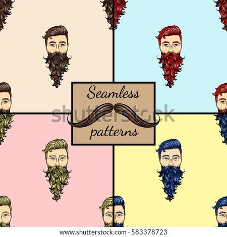 Beard Patterns Best Inspiration Design