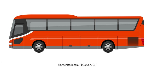 Tourist bus, express bus, night bus