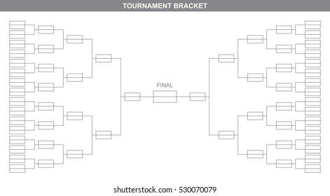 Tournament Bracket Images Stock Photos Vectors Shutterstock