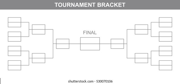 Tournament Bracket.