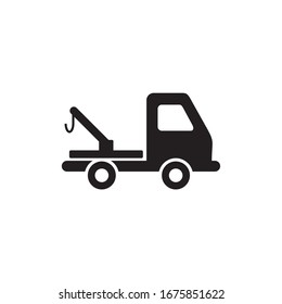 TOW ICON, TRUCK EMERGENCY ICON