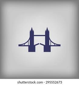 Tower Bridge, London icon