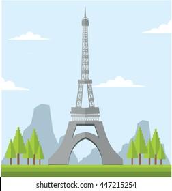 tower Eiffel Paris